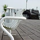 White Bench by Merice  Ewart-Marshall - LFA
