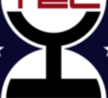 Time Enforcement Commission 2007 Logo Sticker