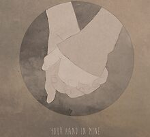 Your Hand in Mine by Hallowette