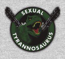Sexual Tyrannosaurus by vicmvarela