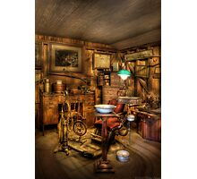 The Dentist Chair  Photographic Print