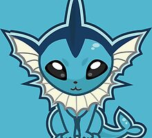 Vaporeon by gizorge