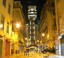 Sta. Justa.Lisbon by terezadelpilar~ art & architecture