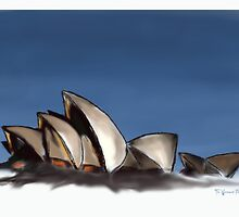 Opera House by Sharon Stevens