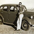 1940s Ford Prefect by Woodie