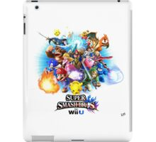 Super Smash Bros. for Wii U [Full Art] iPad Case/Skin