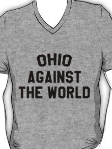 Ohio against the world - b&w T-Shirt