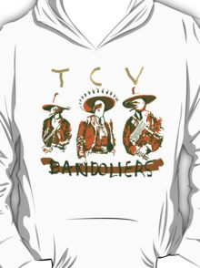 Them Crooked Vultures: Bandoliers T-Shirt