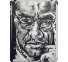 """""""By Any Means Necessary"""" iPad Case/Skin"""