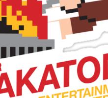 Super Nakatomi Tower Sticker