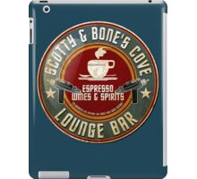 SCOTTY AND BONE'S COVE VINTAGE SIGN iPad Case/Skin