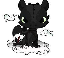 Dragon Cuteness by Licunatt