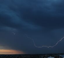 Severe Summer weather by AndyKing