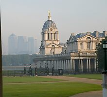 Naval College by DavidFrench