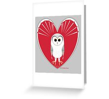 WHO LOVES YOU Greeting Card