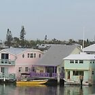 Key West Houseboats by OceanBien