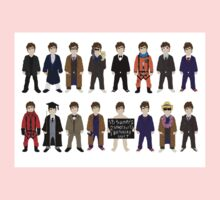 The Doctor's Wardrobe - Ten Kids Clothes