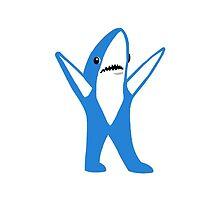 Superbowl Dancing Shark Katy Perry by billiekeeses