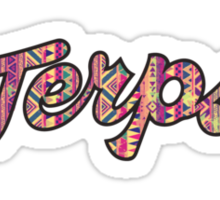 Terps 6 Sticker