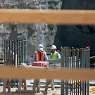 Construction Workers by David DeWitt