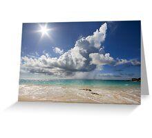 Summer Sunshine Greeting Card