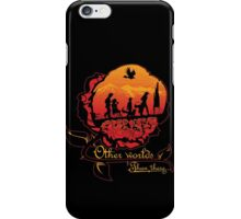 Other worlds iPhone Case/Skin
