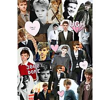 Thomas Brodie-Sangster Collage Photographic Print