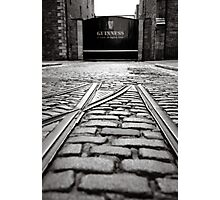 Guinness Photographic Print