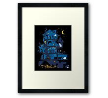 Wizard's Castle Framed Print