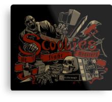 Scoobies Metal Print