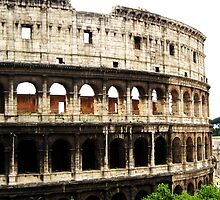 The Colosseum by James Ritchie