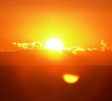 Two suns by Tim Everding