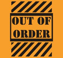 Out of Order by RPGesus
