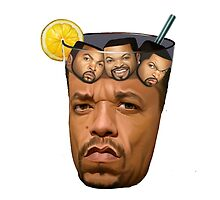 Just Some Ice Tea and Ice Cubes by ItsJustMeAgain