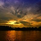 Magical Sunset  by Tolik