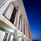 National Library of Australia by Josh Boucher