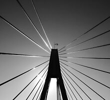 ANZAC Bridge by Cathi Norman