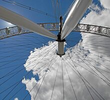 London Eye by Graham Taylor