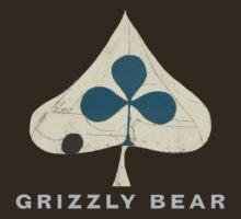 Grizzly Bear - Shields (Light Text) by slippi