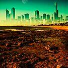 Surreal Melbourne by Alf Caruana