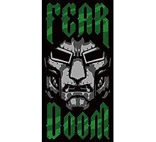 Fear Doom  Photographic Print