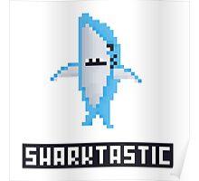 Shark-tastic Left Shark Poster