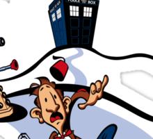 Day of the Dalek Sticker