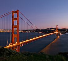 Golden Gate Bridge by Paul O'Connell