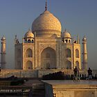 Taj Mahal - India by chrisfx