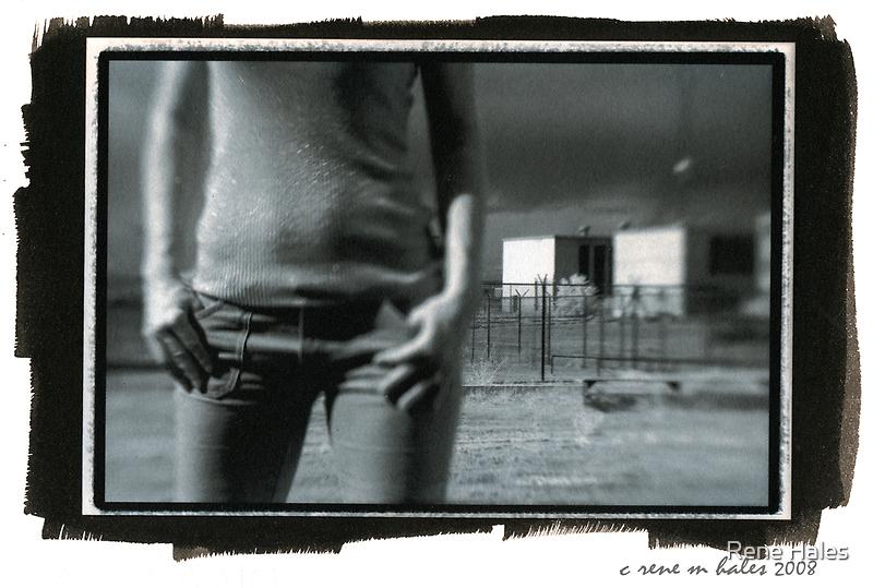 Prison Blues by Rene Hales