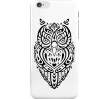 Ethnic Owl. iPhone Case/Skin