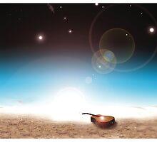 beginning and end (centrefold) by Robert Burton