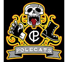 Polecats Patch Photographic Print