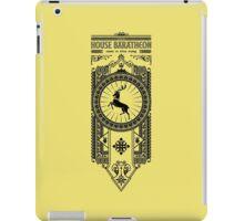 House Baratheon iPad Case/Skin